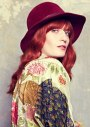 Florence Welch of Florence and the Machine, London