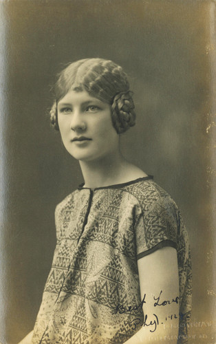 Portraits and styles from a bygone age. From the Hartnett Collection.